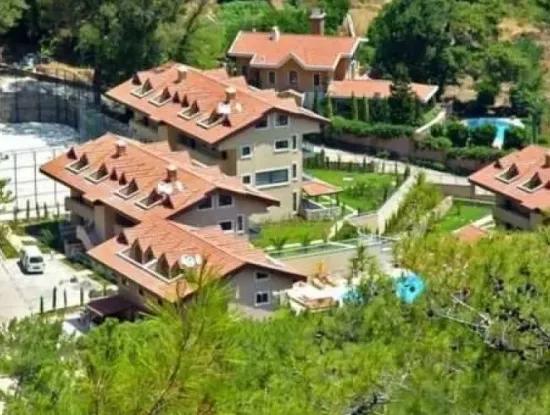 Super-Luxus-Duplex-Wohnung Mit Pool In Icmeler, Innerhalb Der Website