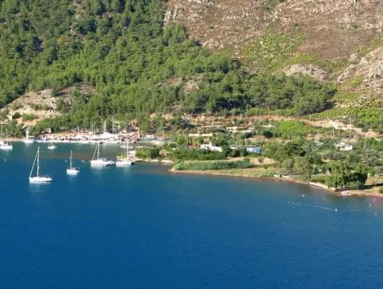 Für Den Verkauf Durch Das Meer In Einer Entfernung Von 20 Km Von Marmaris Boutique-Hotel, 20 Zimmer