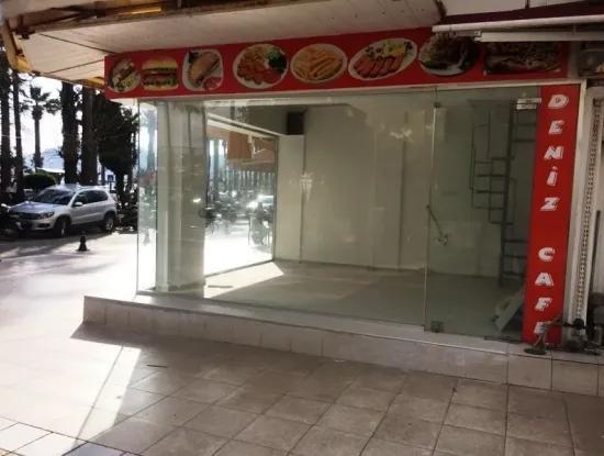 Die Geschäfte Für Den Verkauf In Marmaris