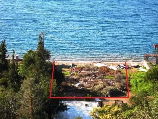 800M2 Grundstück Zum Verkauf Am Meer Im Zentrum Von Marmaris