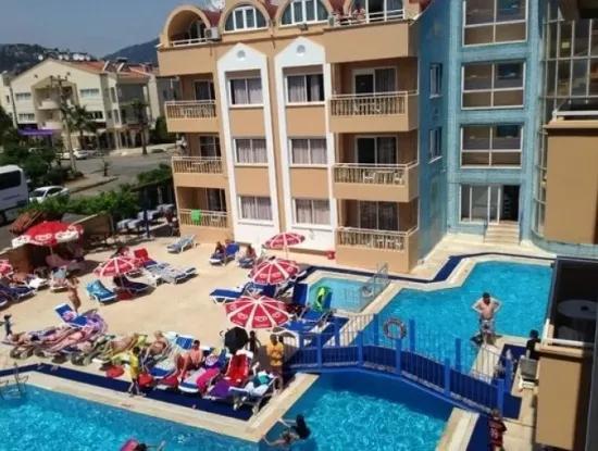 Hotel Mit 33 Zimmern Im Zentrum Von Marmaris Zum Verkauf