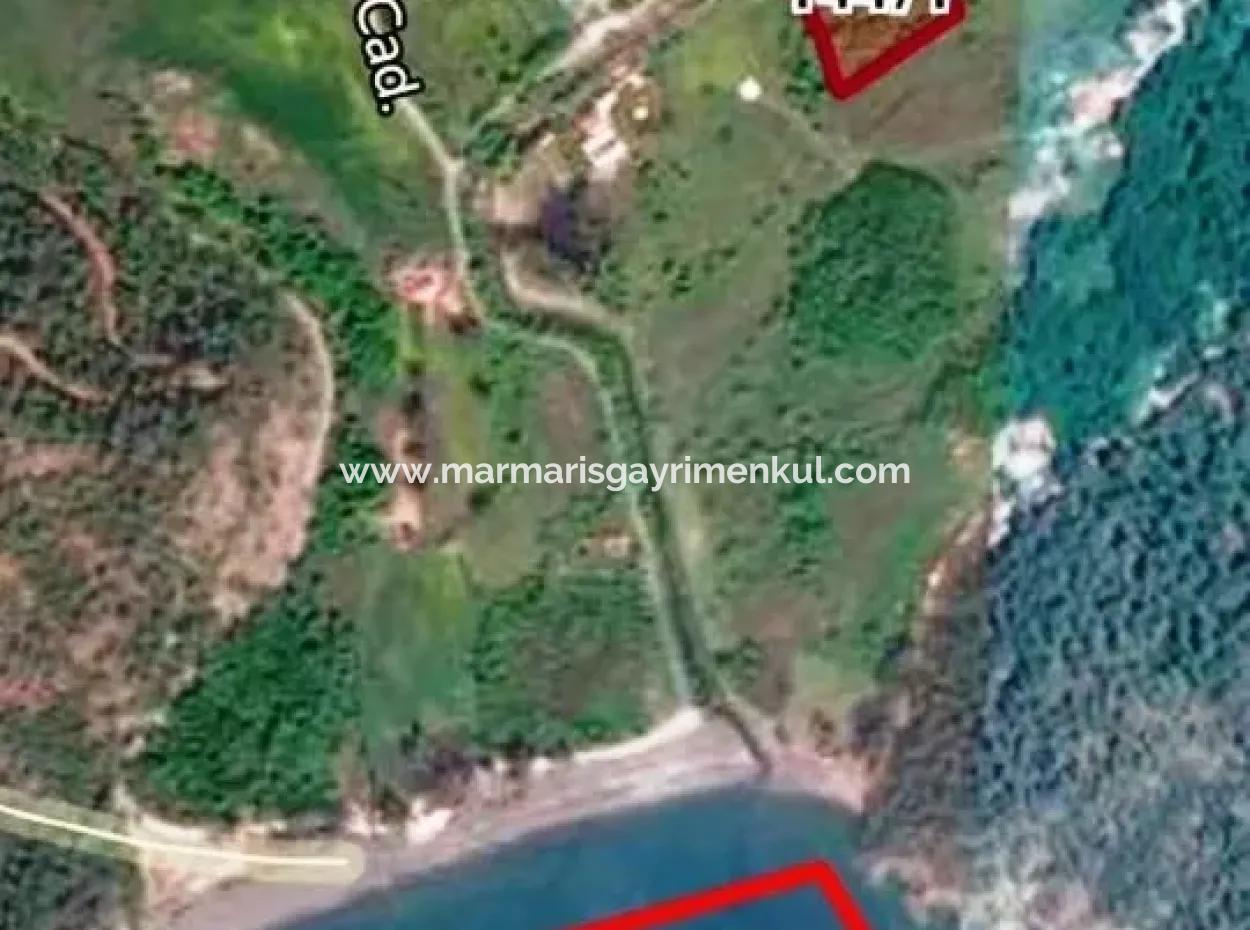 Fethiye İnlice Mahallesinde Denize Yakın 10000 M2 Turizm İmarlı Satılık Arsa