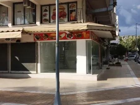 Marmaris Merkez Satılık Dükkan